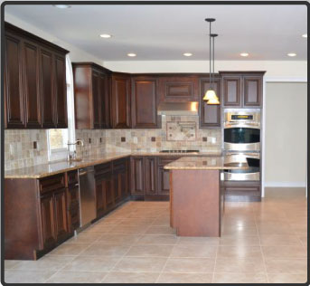 Kitchen by Capital Home Builders